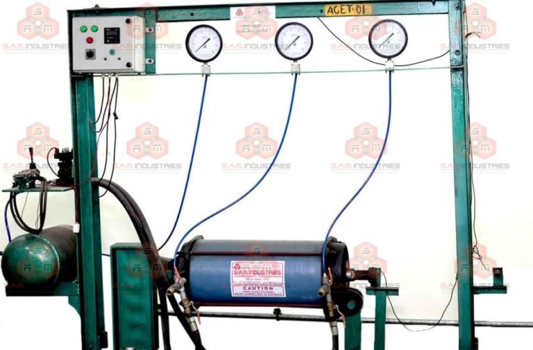 Dom Cylinder Endurance Facility