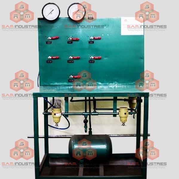 Test Rack For Air Suspension Control Equipment
