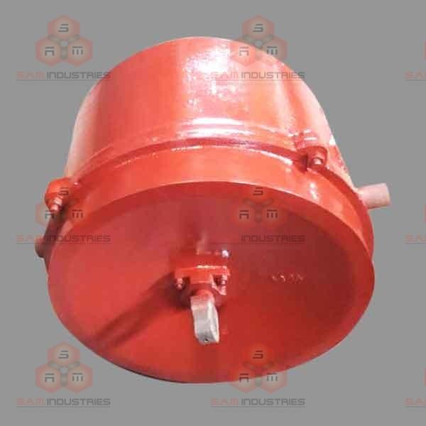 Vacuum Brake Cylinder VBA15