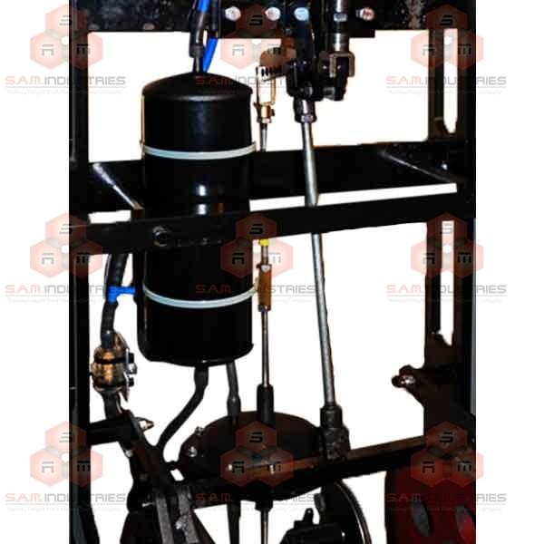 Vacuum Brake System Testing Arrangement